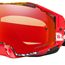 Oakley airbrake - jeffrey herlings mx goggles with prizm mx torch lens, Oakley airbrake mx goggles - professional series, motorcycle, motorbike, ATV, parts, accessories | Northern Accessories