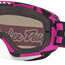 Oakley o frame 2.0 mx tld sig. race shop pink with dark grey & clear lens, Oakley o frame 2.0 mx goggles, motorcycle, motorbike, ATV, parts, accessories | Northern Accessories