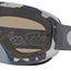 Oakley o frame 2.0 - sig. tld low vis gray mx goggles with dark grey & clear lens, Oakley o frame 2.0 mx goggles, motorcycle, motorbike, ATV, parts, accessories | Northern Accessories