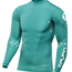 Seven mx gear - zero laser compression jersey - aqua, Seven mx gear adult offroad/dirt jerseys, motorcycle, motorbike, ATV, parts, accessories | Northern Accessories