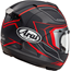 Arai rx-7v full face helmet - maze - black (matt), Arai full face helmets, motorcycle, motorbike, ATV, parts, accessories | Northern Accessories