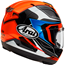 Arai rx-7v full face helmet - maze - red, Arai full face helmets, motorcycle, motorbike, ATV, parts, accessories | Northern Accessories