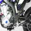 Zeta z-carbon guard series - frame guard, Off road/dirt, motorcycle, motorbike, ATV, parts, accessories | Northern Accessories