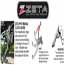 Zeta cp pivot levers for honda africa twin, Road levers and perches, motorcycle, motorbike, ATV, parts, accessories | Northern Accessories