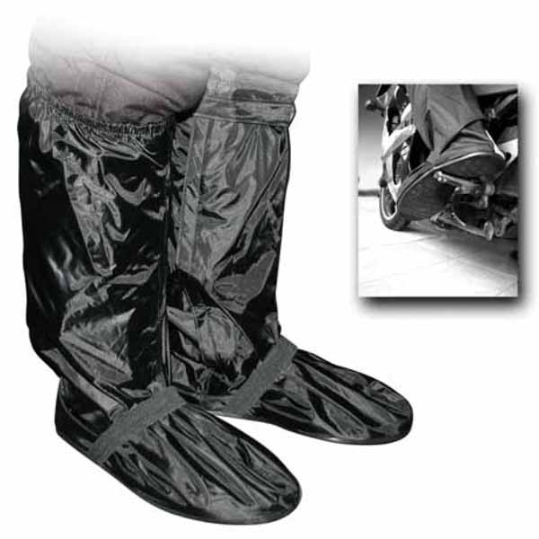 Heavy Equipment Boots : Rjays heavy duty over boots for riders pillions